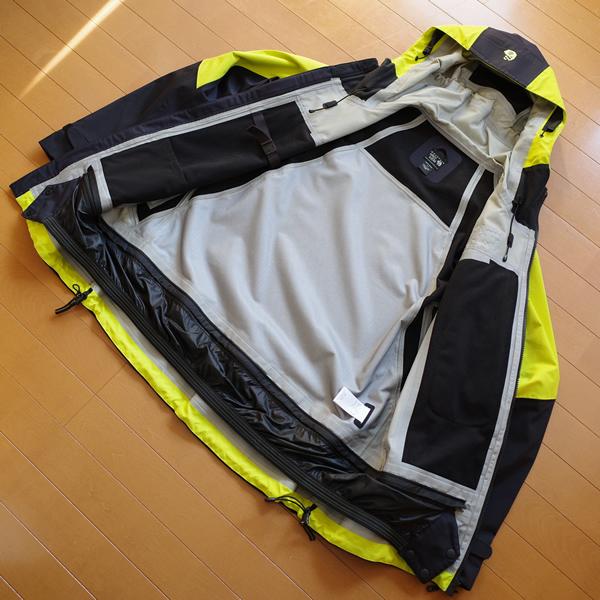 Mountain Hardwear(マウンテンハードウェア) Ward Peak 3L Jacket V.3 Lサイズ / DRY-Q CORE_画像3