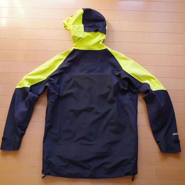 Mountain Hardwear(マウンテンハードウェア) Ward Peak 3L Jacket V.3 Lサイズ / DRY-Q CORE_画像5