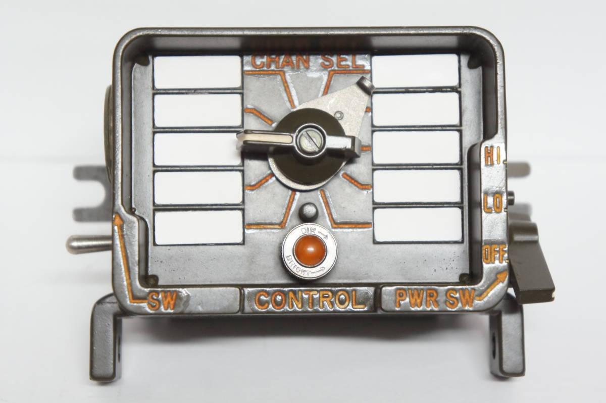 C-2742 / VRC周波数セレクターコントロールボックス 新品未使用品_画像2