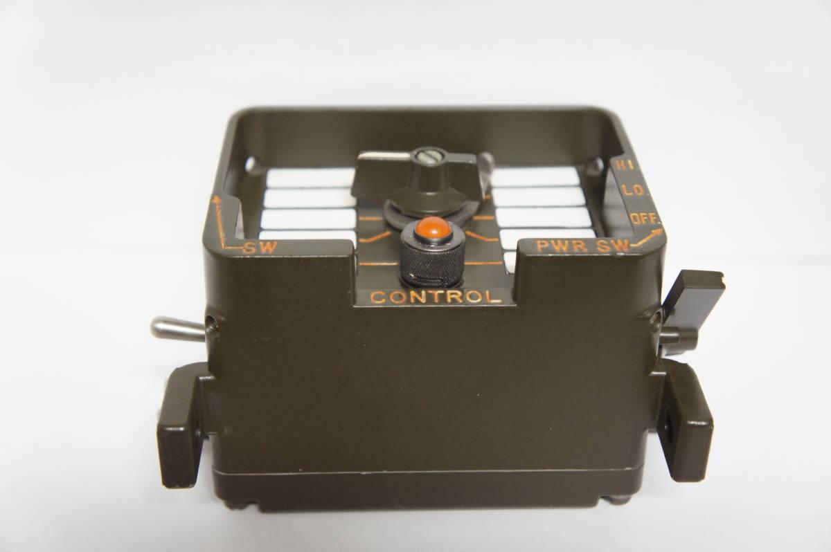 C-2742 / VRC周波数セレクターコントロールボックス 新品未使用品_画像6