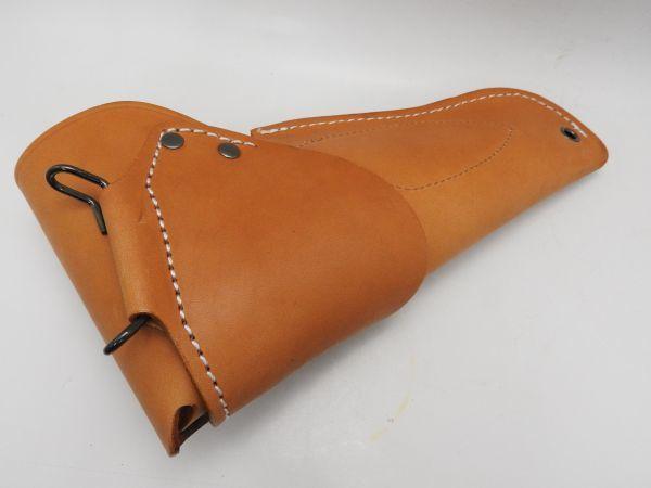9mm拳銃 SIG P220 陸上自衛隊 本革製 ホルスター コルト Colt M1911A1 タナカ 東京マルイ エアガン モデルガン ガスガン 新品_画像2