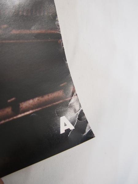 ★同梱可★ ポスター 矢沢永吉 YAZAWA 東芝 EMI TOSHIBA ロック ミュージシャン 矢沢 非売品 p53_画像3