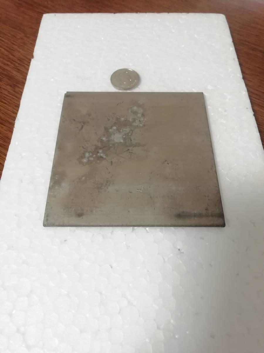 マグネシウム合金 AZ31B 57.1g (3mm×100mm×100mm)