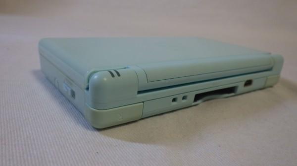 Nintendo/任天堂 DS Lite ライト+ソフト3本付き USG-001 アイスブルー ゲーム機 動作確認済み 60_画像4