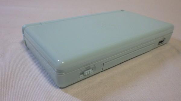 Nintendo/任天堂 DS Lite ライト+ソフト3本付き USG-001 アイスブルー ゲーム機 動作確認済み 60_画像5
