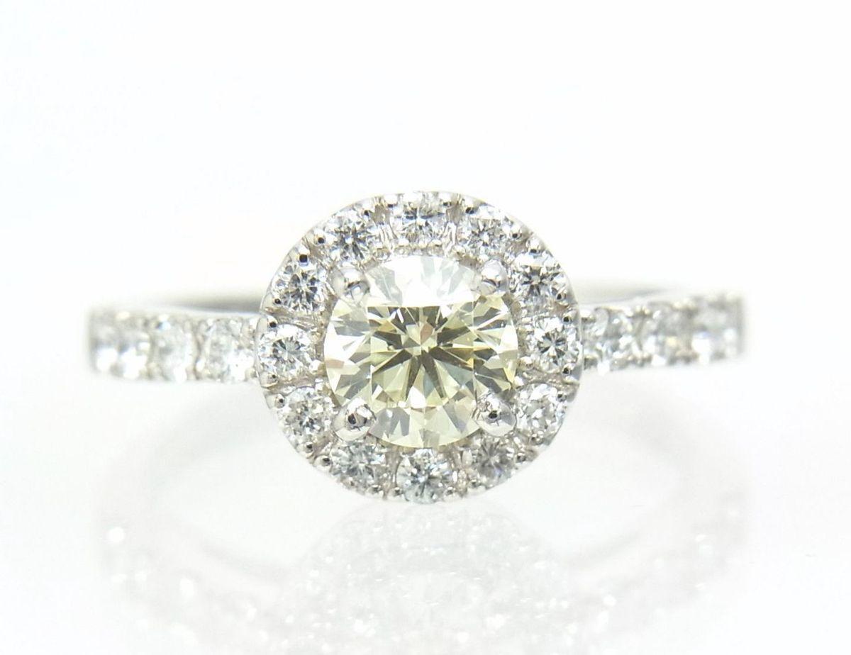 送料込みの即決価格 中央宝石研究所鑑定済 天然ダイヤモンド 0.505ct プラチナ製リング 人気デザイン これは安い 卸価格でご奉仕_画像2
