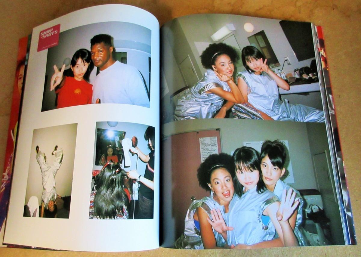 ☆ SPEED 写真集 YES,LOVE! make a rising◆シール、ポスター付き291円_画像7