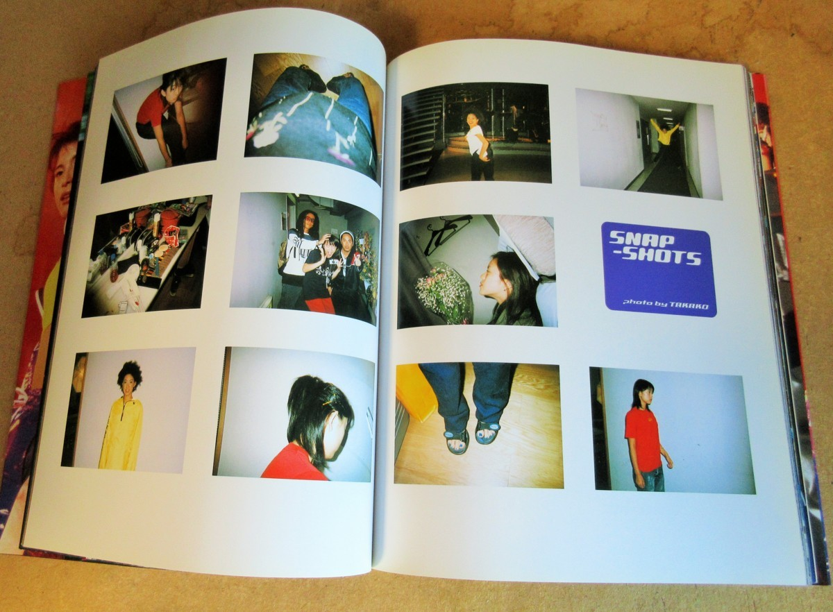 ☆ SPEED 写真集 YES,LOVE! make a rising◆シール、ポスター付き291円_画像8