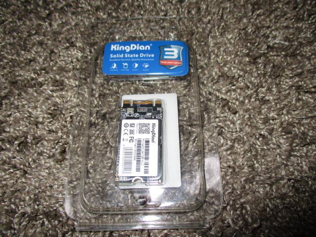 新品★KingDian N400 240GB M.2 2242 SATA SSD MLC レア商品