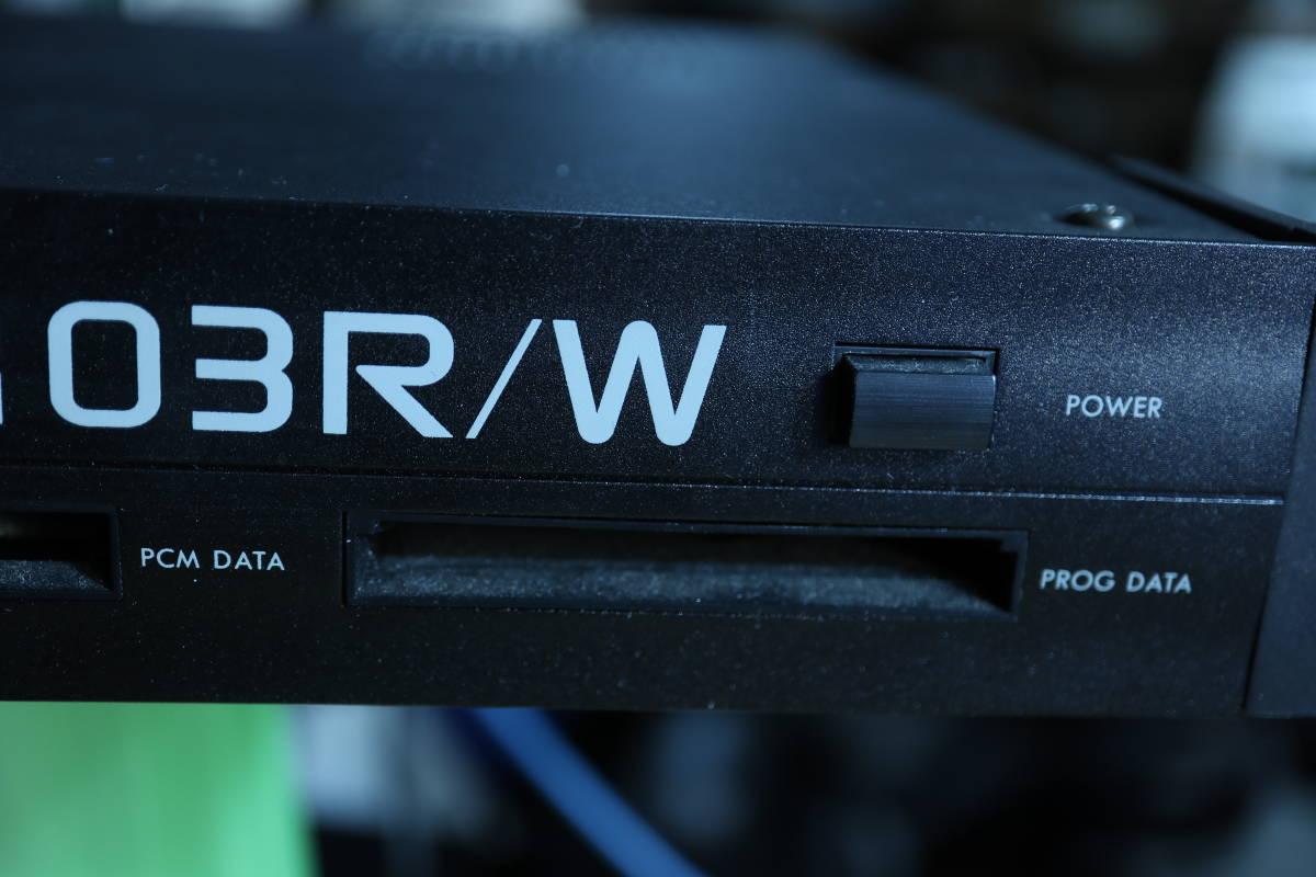 KORG 03R/W 整備済品_画像10