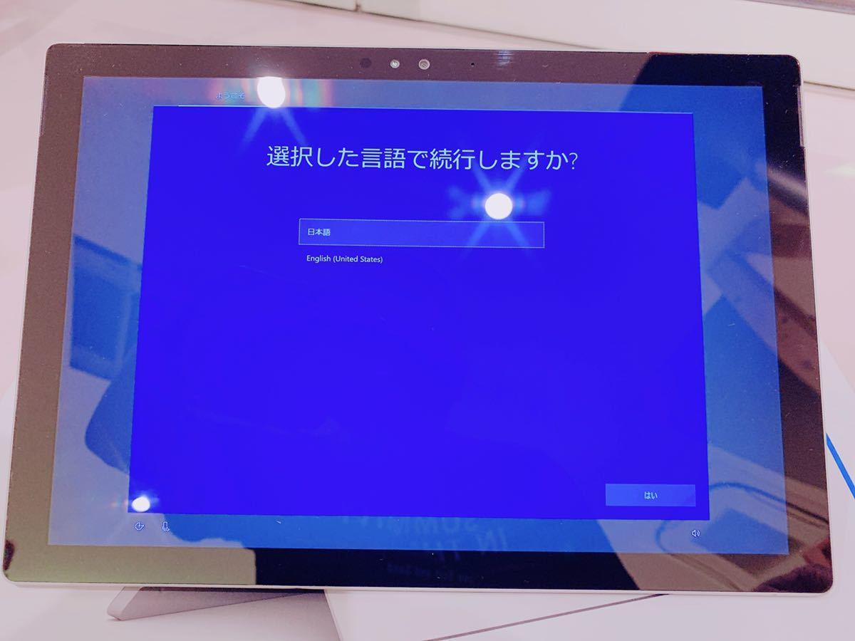 Microsoft Surface Pro 4 Core i7/256GB/16GB