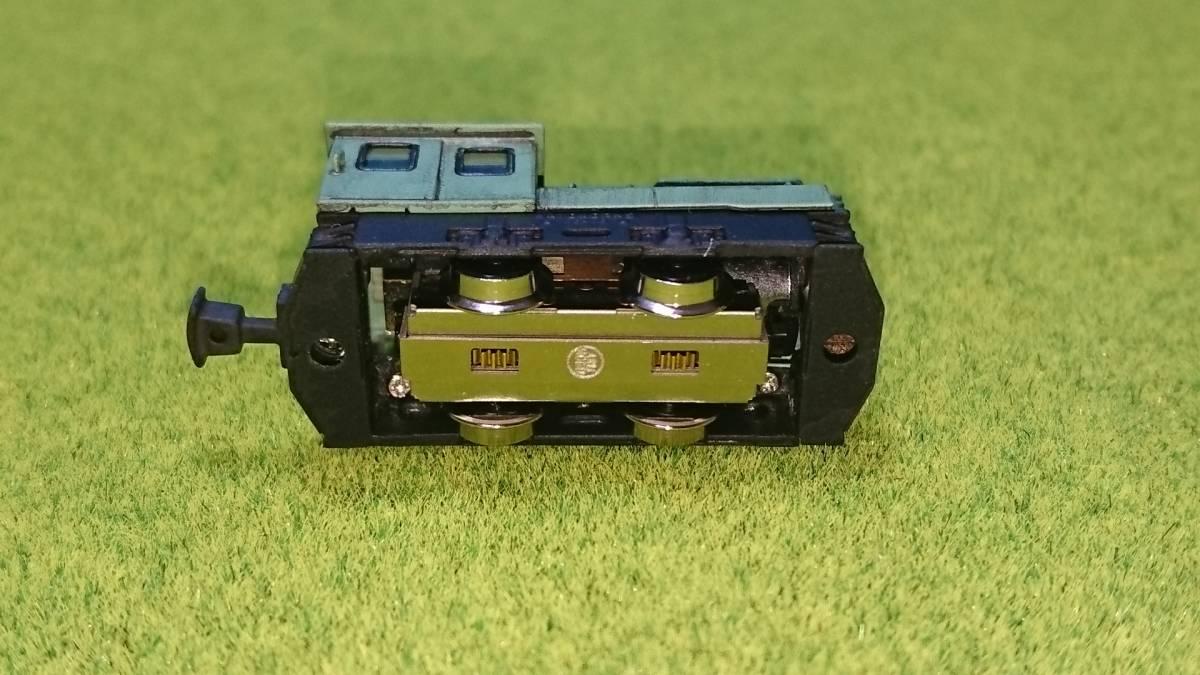 アルモデル 加藤4トンDL【坑内用・低屋根】 1/87 9mmHOナロー キット組 中古品_画像6