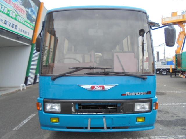 「[観光バス] H3 レインボー 29人乗り 総輪エアサス AC用別エンジン PM減少マフラー付」の画像2