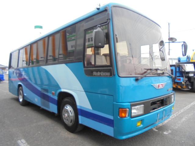 「[観光バス] H3 レインボー 29人乗り 総輪エアサス AC用別エンジン PM減少マフラー付」の画像3