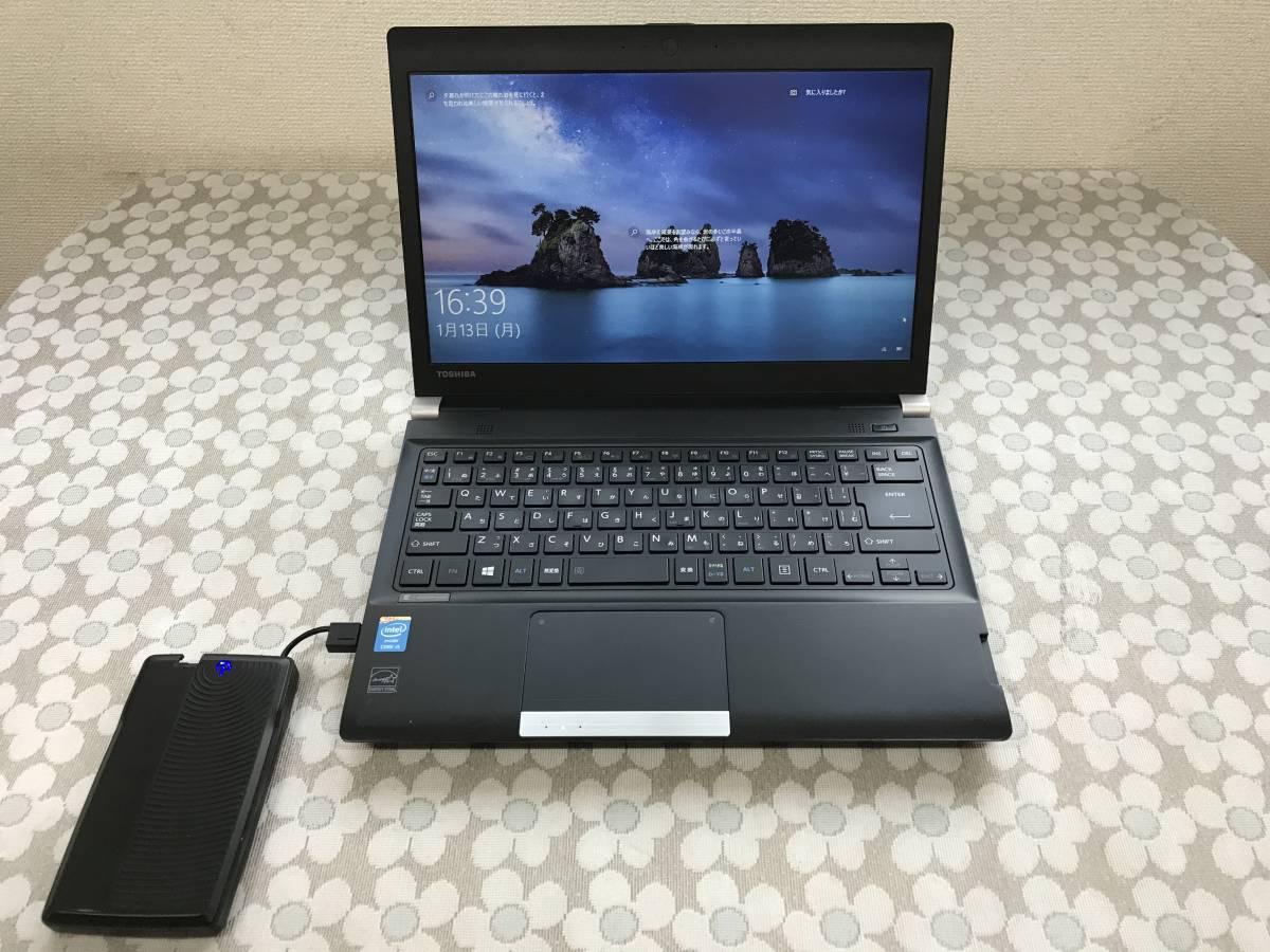 【純正新品バッテリー】dynabook R734/K | i5 4310M| 新品SSD 512GB |Windows10