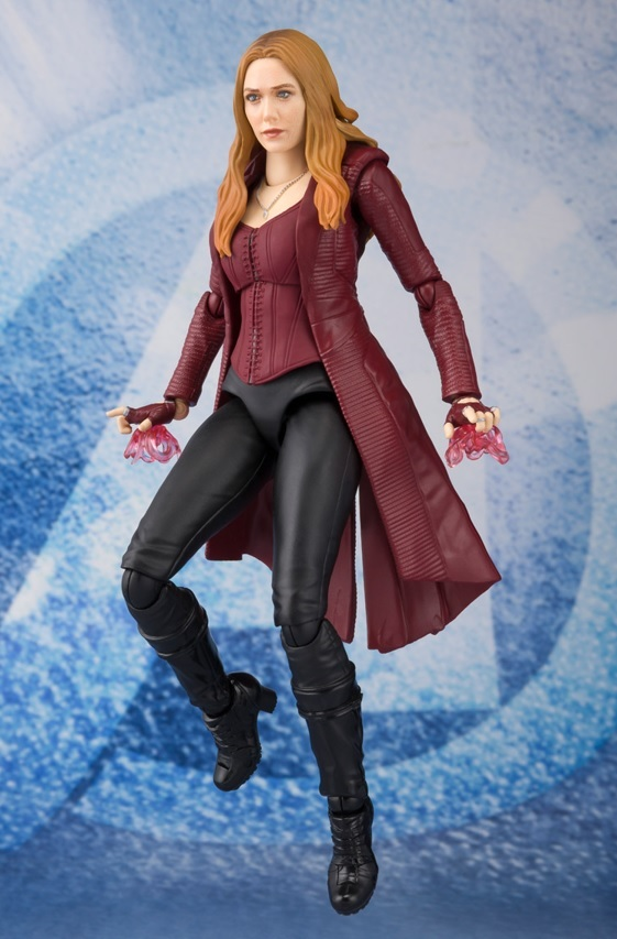 Conveying Box S.H.Figurerts Figuarts Scarlet Witch The Avengers Infinity War