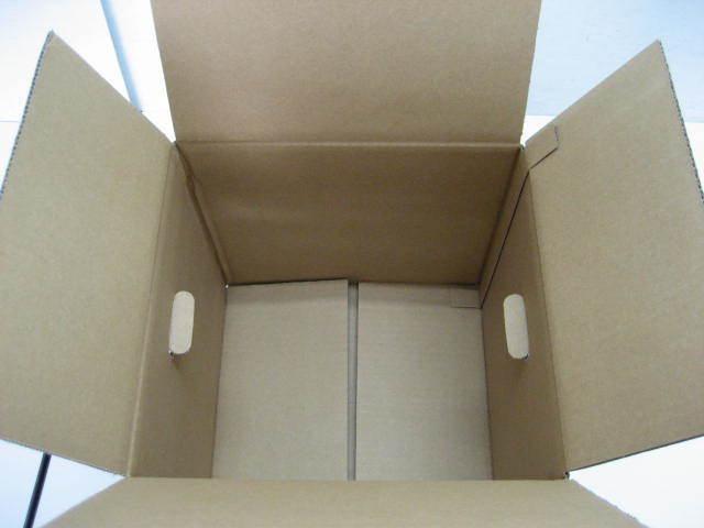 ダンボール 20L用 100サイズ 20枚 幅300×奥行315×高さ285 段ボール ダンボール箱 【M-D-05】_画像3