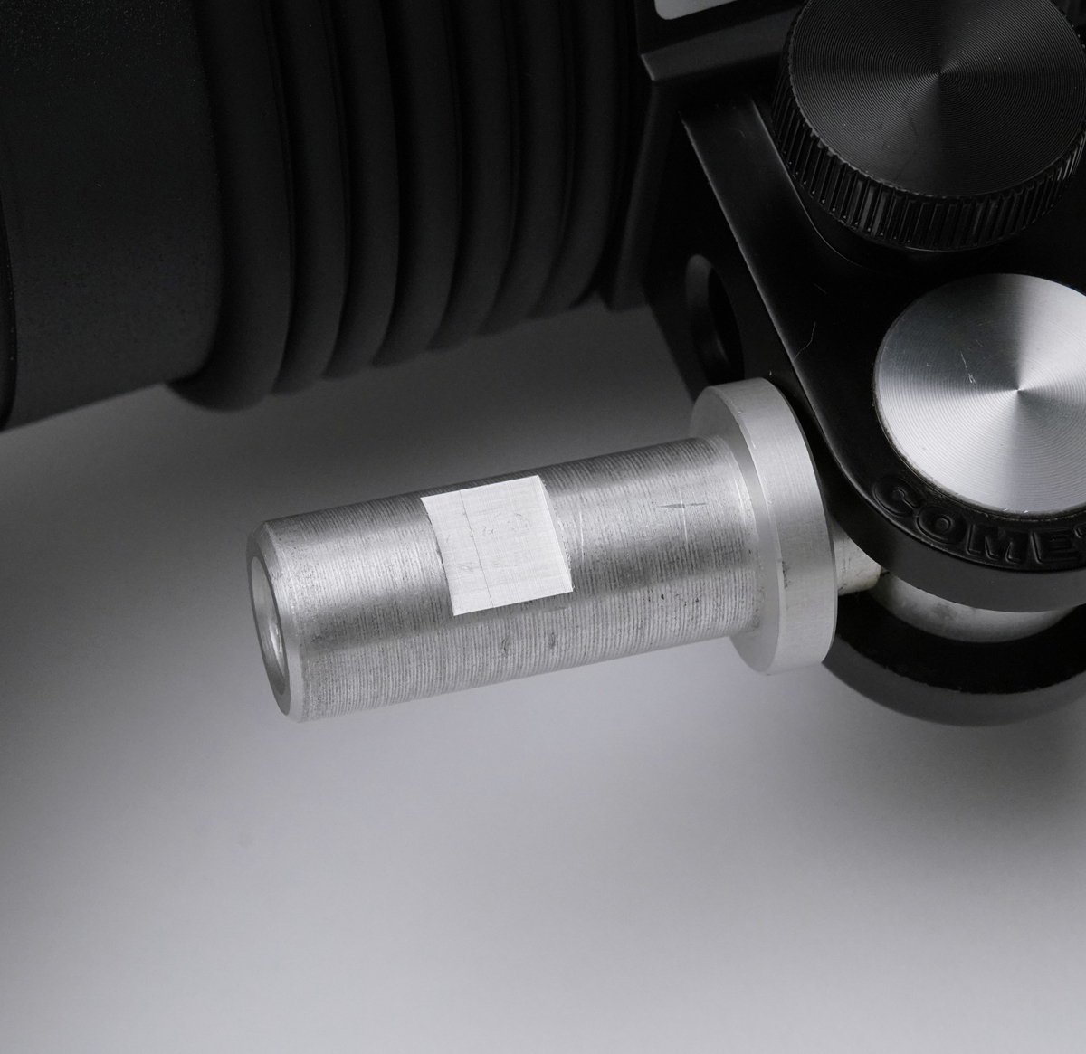 COMET コメット TWINKLE 04F III + CX-Cリフレクター テスト発光のみ美品_画像6