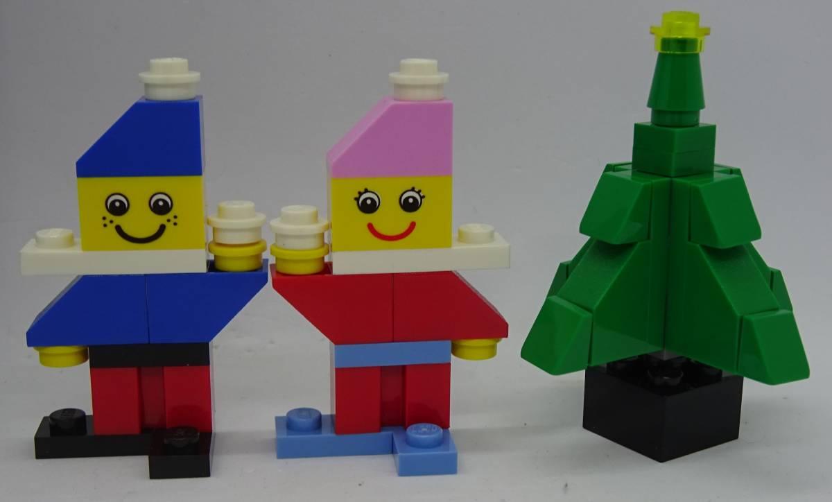 レゴ/LEGO クリエイター/Creater サンタとトナカイセット オマケ多数 40010_画像7
