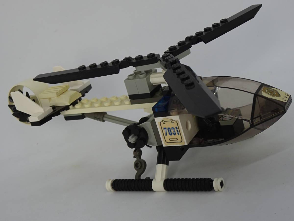 レゴ/LEGO City/シティ ワールドシティ ポリスヘリコプター 7031_画像1