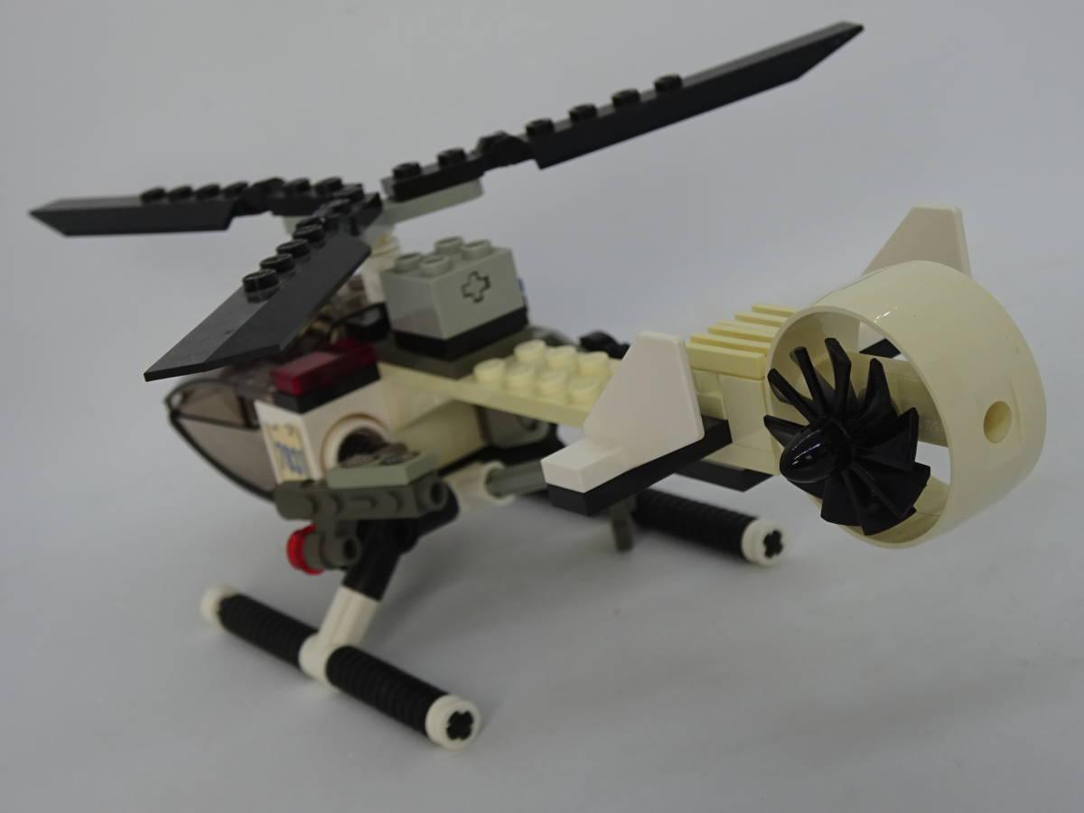 レゴ/LEGO City/シティ ワールドシティ ポリスヘリコプター 7031_画像3