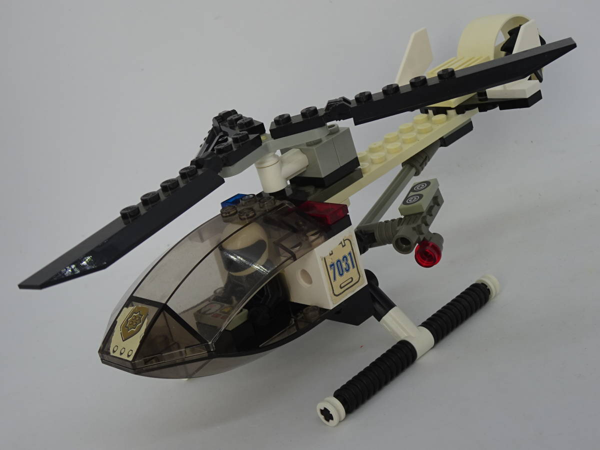 レゴ/LEGO City/シティ ワールドシティ ポリスヘリコプター 7031_画像2