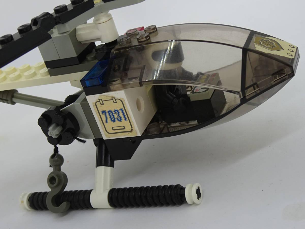 レゴ/LEGO City/シティ ワールドシティ ポリスヘリコプター 7031_画像8