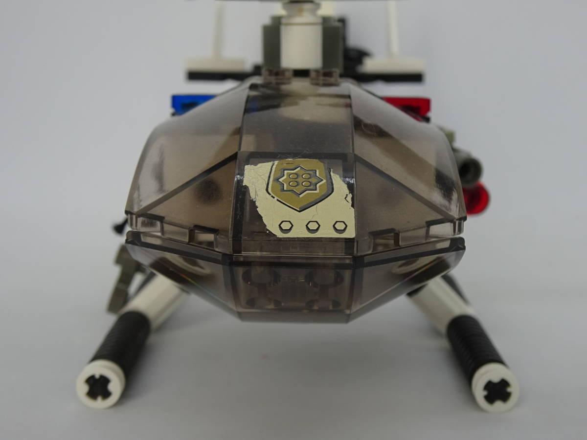 レゴ/LEGO City/シティ ワールドシティ ポリスヘリコプター 7031_画像9