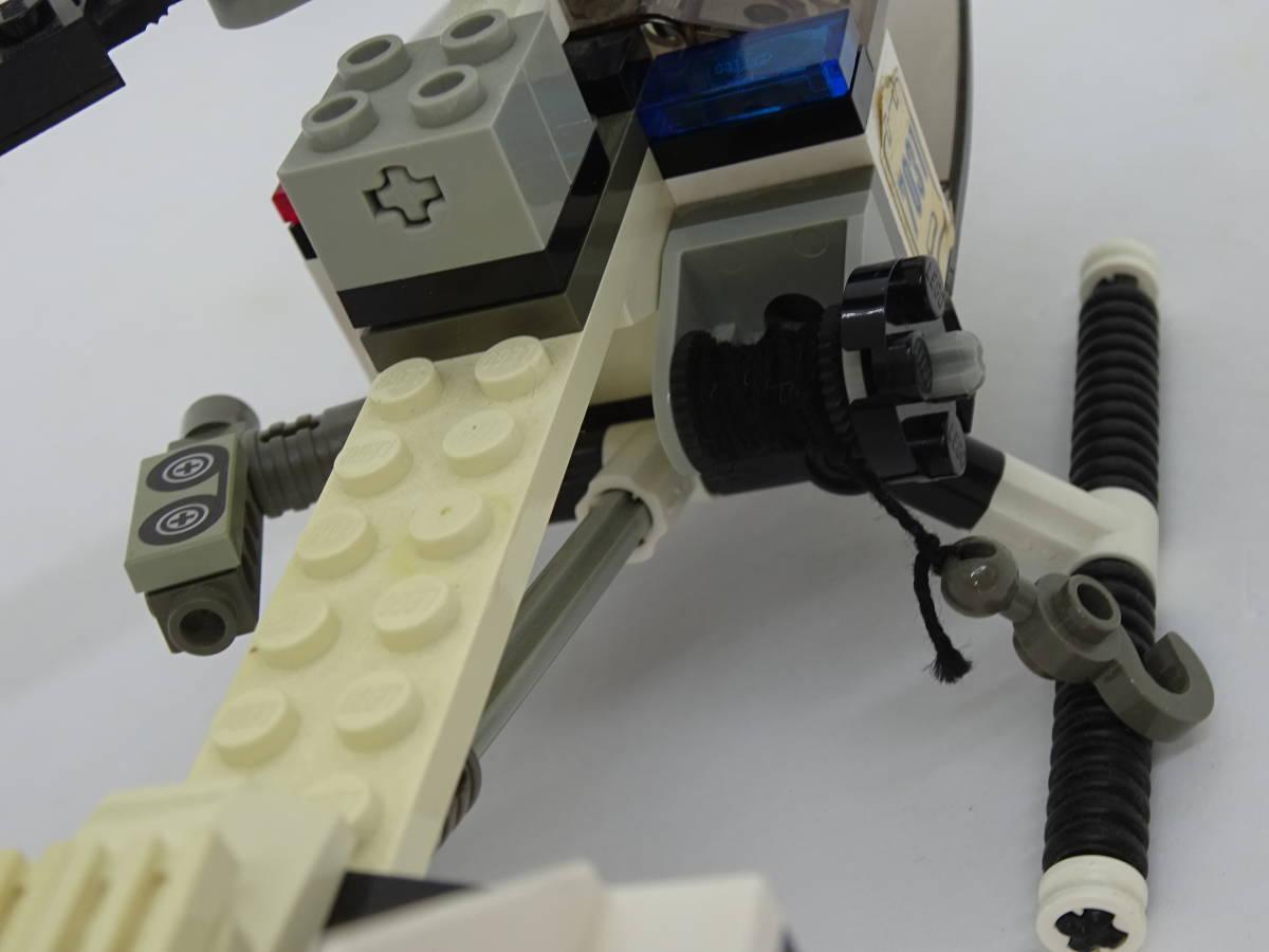 レゴ/LEGO City/シティ ワールドシティ ポリスヘリコプター 7031_画像10