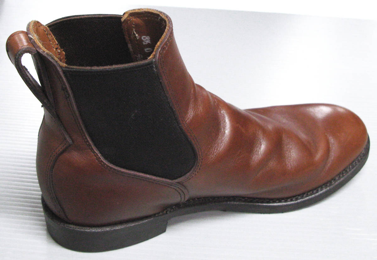 RED WING レッドウィング * サイドゴア ブーツ RED WING boots 9078 Mil-1 Congress Boots _画像2