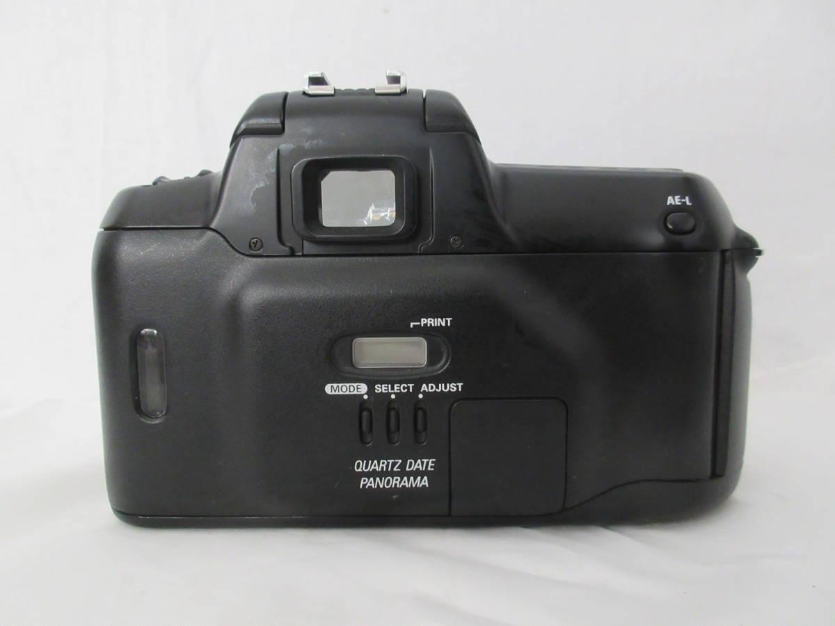 ★Nikon F50 フィルムカメラ/SIGMA ZOOMレンズ 28-80mm 1:3.5-5.6/レンズフィルターkenko 55mm ジャンク扱い_画像6