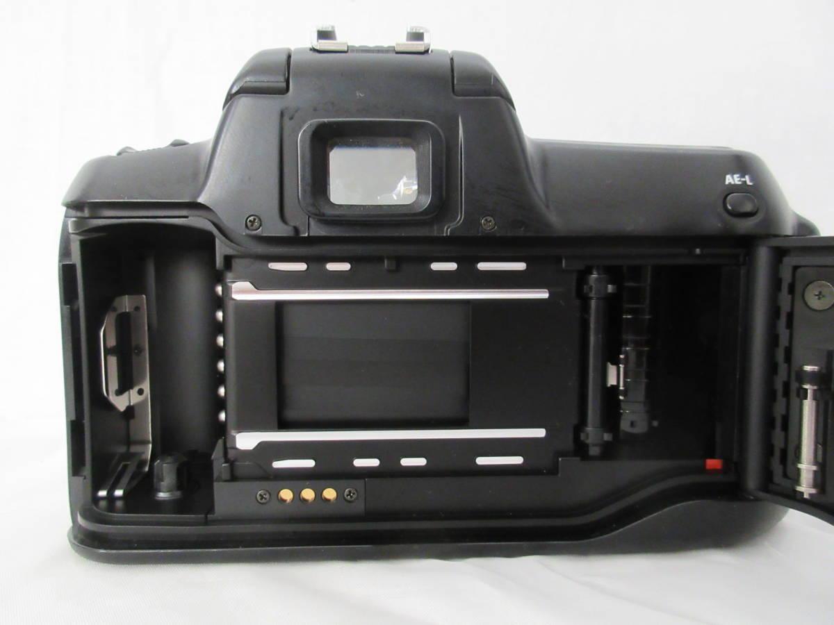 ★Nikon F50 フィルムカメラ/SIGMA ZOOMレンズ 28-80mm 1:3.5-5.6/レンズフィルターkenko 55mm ジャンク扱い_画像7