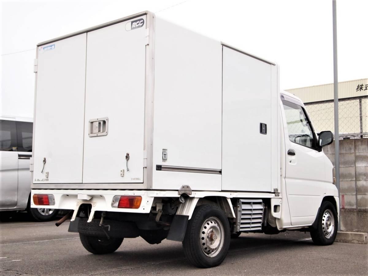 「H17 ミニキャブトラック☆冷凍冷蔵車☆-5℃☆予備検査付☆格安出品☆」の画像3