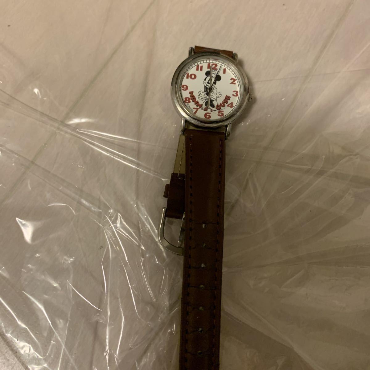 N1126 Disney Minnie Mouse Quartz Watch