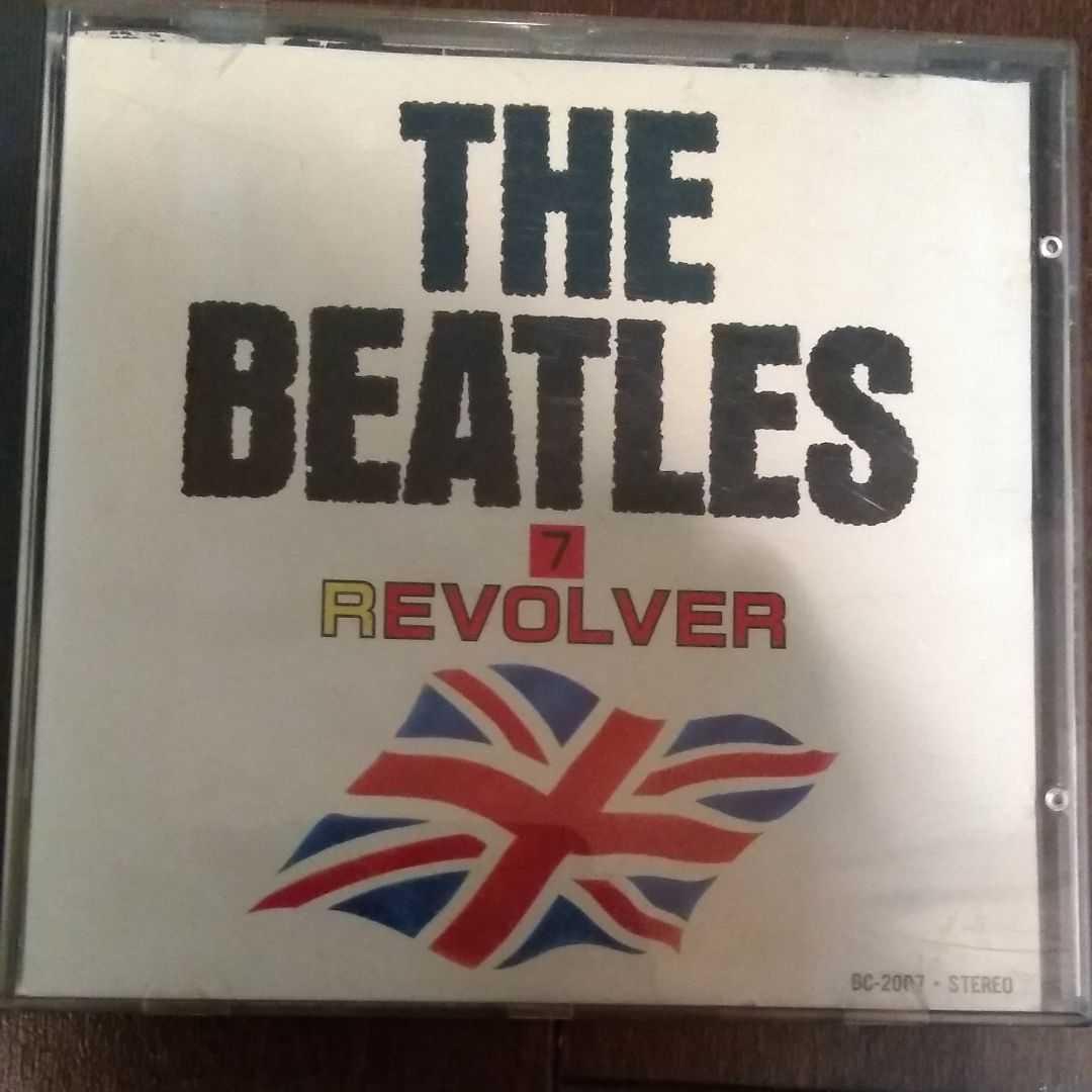 THE BEATLES 7 REVOLVER ビートルズ リボルバー