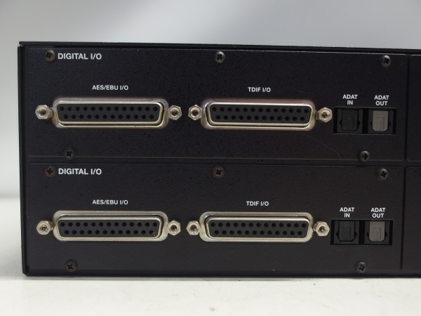 Avid HD I/O 16x16 Digital オーディオI/O Protools HD 動作確認済み *279549_画像6