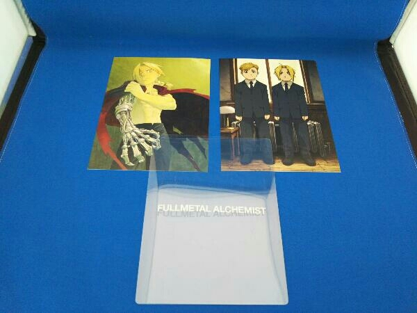 DVD 【※※※】[全13巻セット]鋼の錬金術師 vol.1~13_画像3