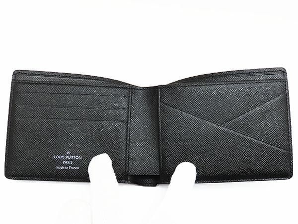 超美品 ルイヴィトン ダミエグラフィット ポルトフォイユ ミュルティプル 二つ折り札入れ財布 コンパクト財布 N62663_画像6