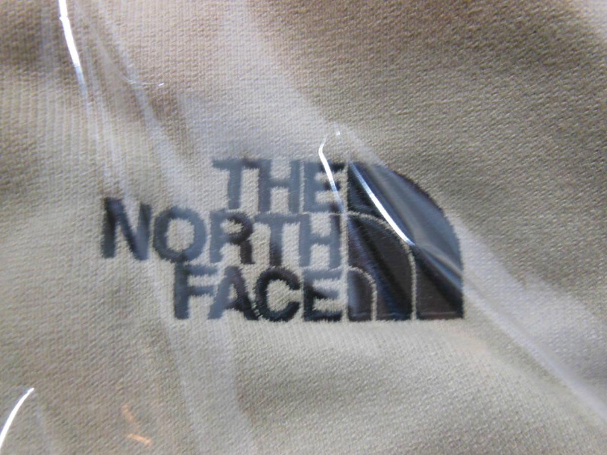 THE NORTH FACE 20SS Square Logo FullZip KT12037 WB ノースフェイス スクエア ロゴ フルジップ ツイルベージュ XXL 新品 即決時送料無料_画像4