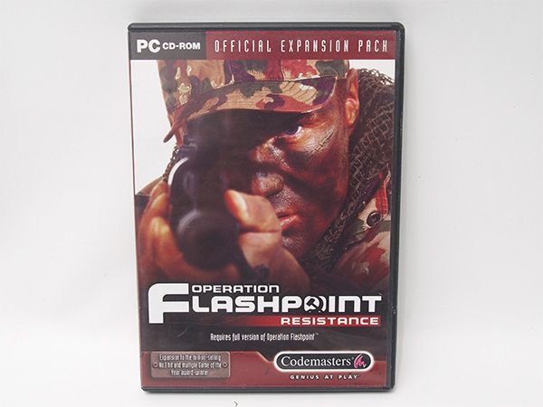 OPERATION FLASHPOINT 拡張パック 輸入盤 PCゲーム For Windows