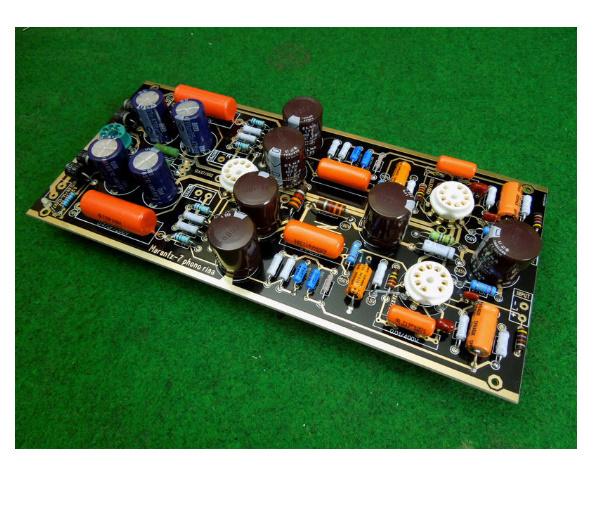 B2031 ハイエンド M7 真空管フォノ Riaa LP ターンテーブルプリアンプ 組み立てボード (チューブなし)_画像1