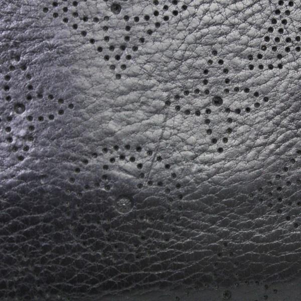 【ルイ・ヴィトン】ポルトフォイユ・アメリア/M58074/マヒナ/ノワール/ブラック/レディース/LOUIS VUITTON/ファスナー付長財布_画像5
