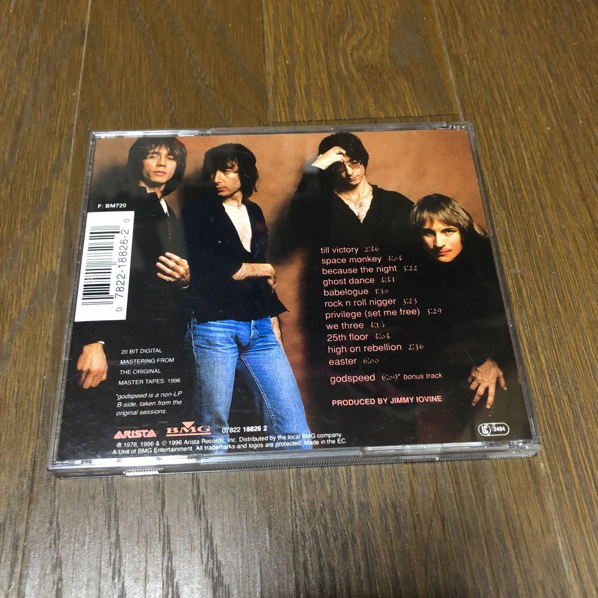 パティ・スミス EASTER EU盤CD