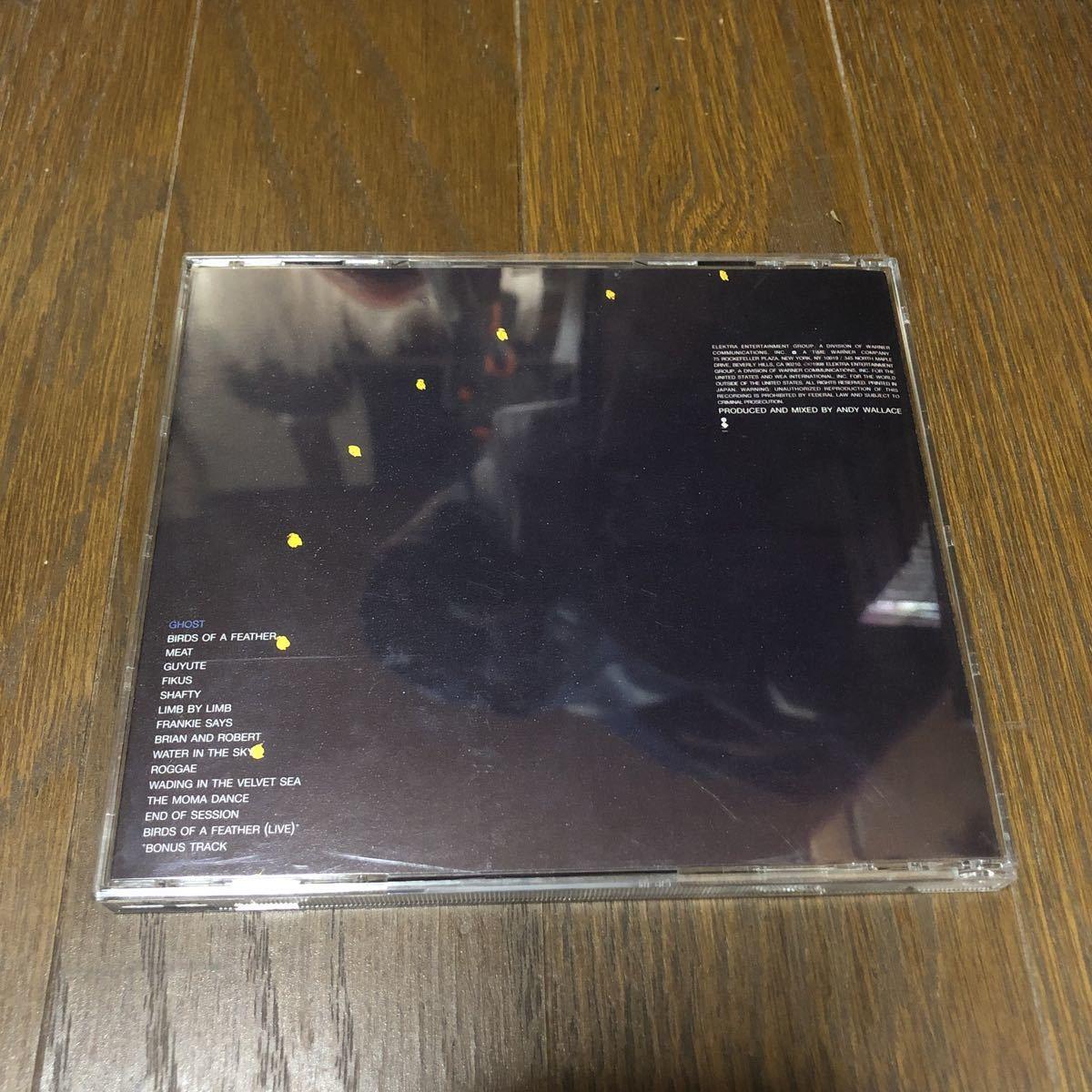 フィッシュ ザ・ストリート・オブ・ザ・ゴースト 国内盤CD