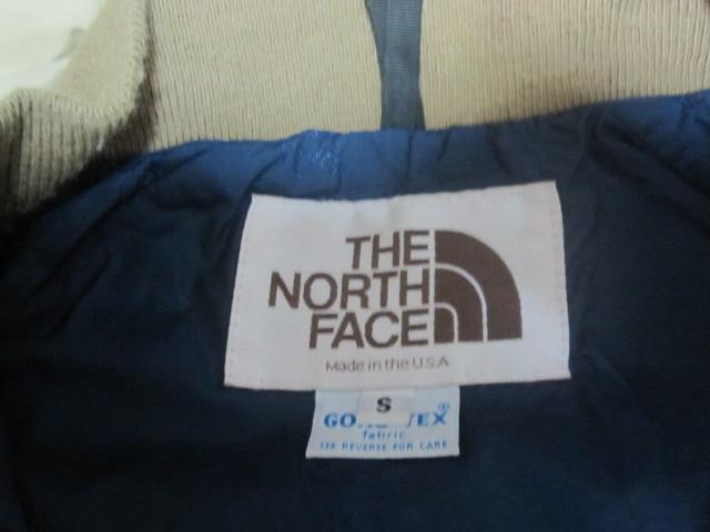 茶タグ/70/THE NORTH FACE/ノースフェイス/USA/マウテンジャケット/ダウンジャケット/ナイロンジャケット/M/patagonia/パタゴニア