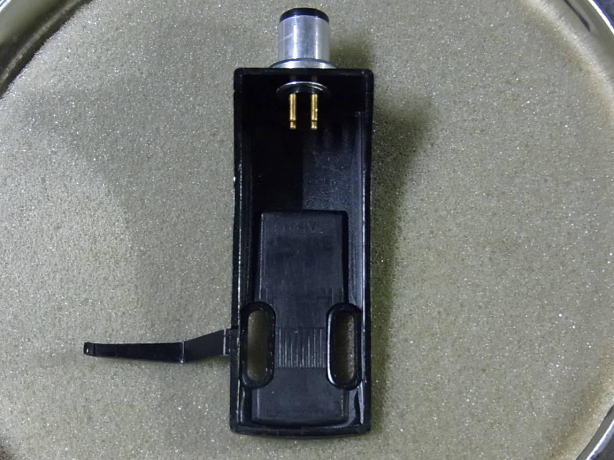 良品 DENON PCL-4 アルミ合金インパクト成型 ヘッドシェル デノン 9g 動作品_画像5