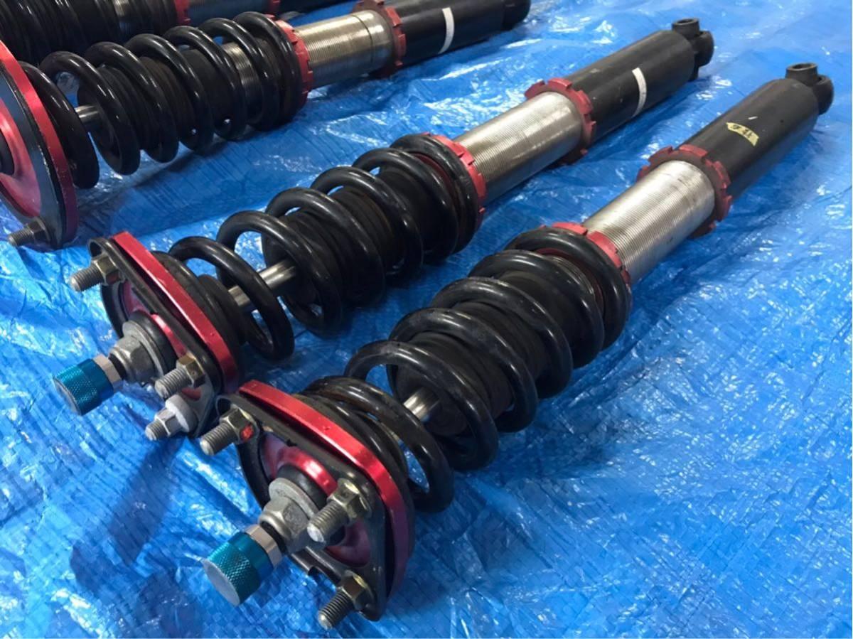 トヨタ 40ソアラ(UA-UZZ40-DKAQK) エンジン(3UZ-FE) メーカー不明フルタップ式車高調整_画像9