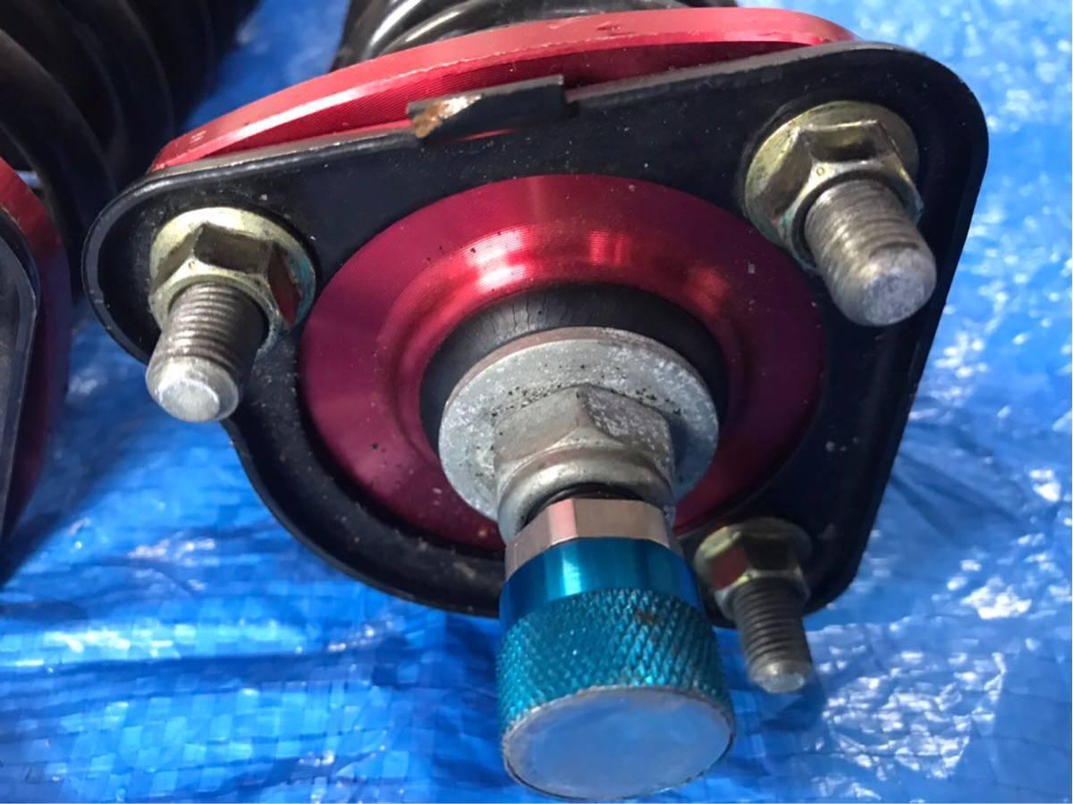 トヨタ 40ソアラ(UA-UZZ40-DKAQK) エンジン(3UZ-FE) メーカー不明フルタップ式車高調整_画像10
