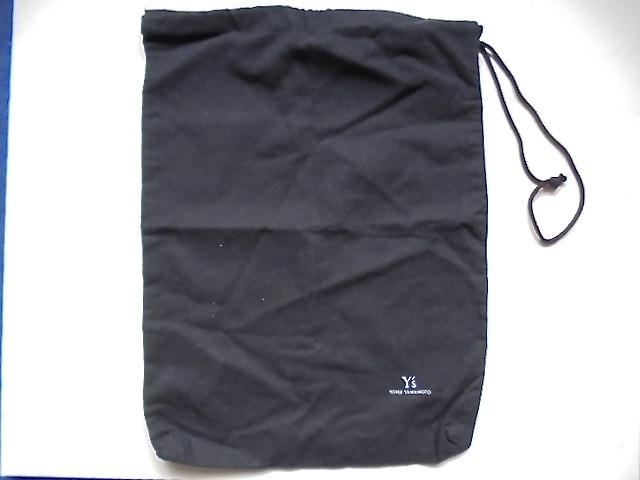 Y,s YOHJI YAMAMOTO ヨウジ ヤマモトシューズ袋未使用品_画像1