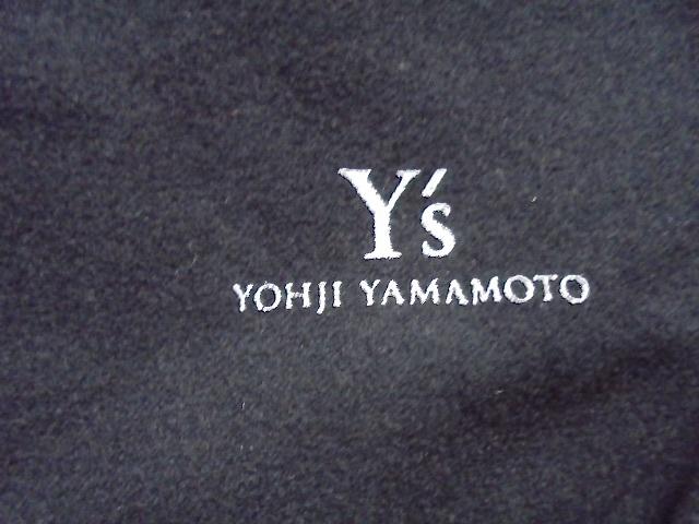 Y,s YOHJI YAMAMOTO ヨウジ ヤマモトシューズ袋未使用品_画像4